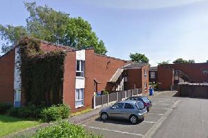 Fire crews from Chorley and Leyland responded to a fire at a ground floor flat in Banastre, Astley Village, Chorley at 4.42am this morning (April 18).