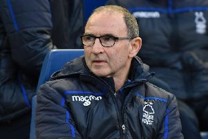 Martin O'Neill has struggled to make an impact so far at Forest.