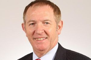 Sir Kevin Barron MP. Photo: Richard Maude