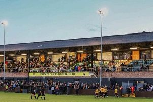 Prescot Cables' Volair Park will host the charity game