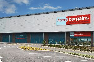 The new Home Bargains store at The Linkway in St Helens