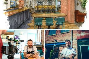 Leeds chef Matt Healy is to launch a gastropub in Thorner.