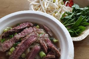 Bowl of Beef Pho