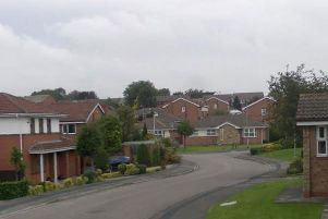 Kingsmead in Ossett, close to where the new proposed estate could take place.'Picture courtesy of Google Streetview