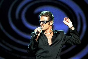 It was the year George Michael achieved five top 10 singles