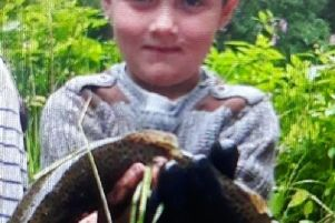 Tyreece Williams was last seen in Scarborough. Photo provided by North Yorkshire Police.