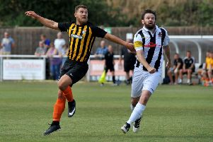 Craig Mitchell - Worksop goalscorer against Wednesday.
