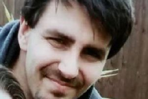 Geoffrey Burns, 34, was last seen near to the Battery in Morecambe at 3.40pm on Monday (July 15)