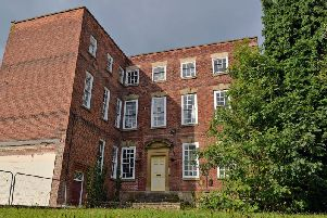 Skegby Hall, near Mansfield, where much of the abuse took place.