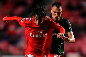 Maritimo's Josip Vukovic is being tracked by Leeds and Southampton.