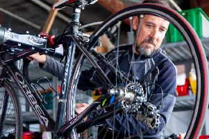 Maintenance help: People can learn how to carry out basic safety checks on their bikes.