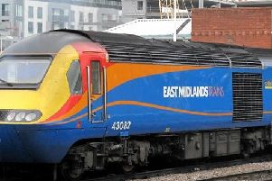 Expect delays on the East Midlands Train service from Liverpool to Nottingham to Norwich.
