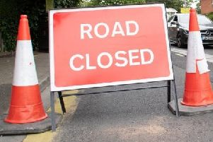 A57 is closed.