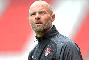 DELIGHTED: Rotherham United manager, Paul Warne.
