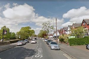 Lamar Williams-Comrie drove at 80mph on Street Lane during police chase through Roundhay.