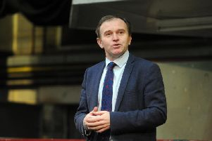 Farming Minister George Eustice has agreed to meet farm union leaders for England and Wales over the deepening beef crisis. Picture by Tony Johnson.
