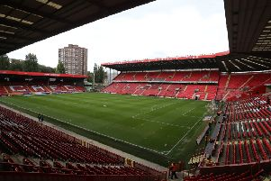 A general view of The Valley ahead of the Sky Bet Championship match between Charlton Athletic and Leeds United (Picture: Isabel Infantes/PA Wire)