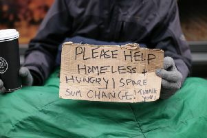 Office of National Statistics figures show that an estimated 15 homeless people died in Preston between 2013 and 2018
