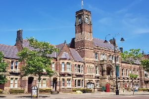 The council is offering to pay a huge sum of money to find their man  or woman  with the new chief executive bagging between 148,000 to 160,000.