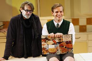 The play based on Nigel Slater's autobiographer arrives at York Theatre Royal next month