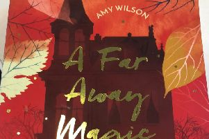 A Far Away Magic by Amy Wilson, 6.99, Macmillan