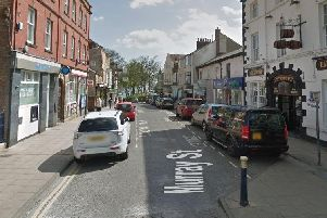 Murray Street in Filey. Image: Google Maps