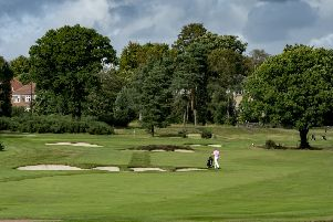 BACKLASH: Moortown Golf Club, in Alwoodley, has lodged expansion plans.