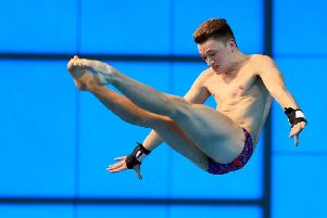 Matty Lee. Picture: Nigel French/PA