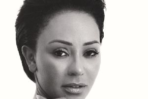 Laid bare: In a no holds barred account Mel B talks of her own domestic abuse.