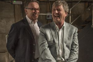 Squeeze stars Chris Difford and Glenn Tilbrook
