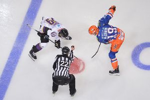 Leeds could have team lining up alongside the likes of Sheffield Steelers in the 2019-20 season. Picture: Dean Woolley.