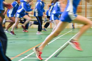 Almost a third of Nottinghamshire children aren't getting enough exercise