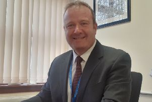 Ray Baker, headteacher of Lytham St Annes Technology and Performing Arts College