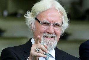 SirBilly Connolly