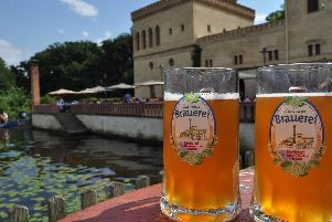 Warm welcome - and cold beer - awaits at historic German second cities