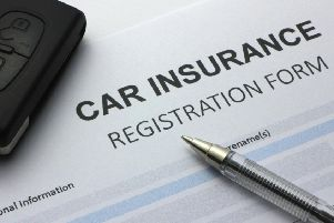 Car insurance is on the rise...