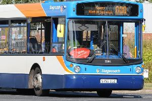 Passengers are facing Stagecoach route changes in Lancaster and Morecambe