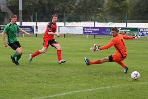 Garstang were 2-0 winners when they met Nelson in September