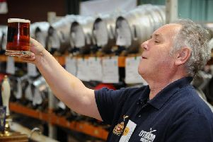 The Fleetwood Beer and Cider Festival returns next month