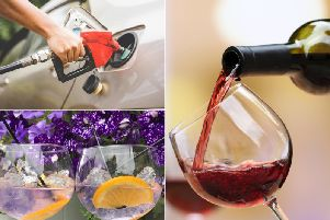 Wine, gin and petrol could all be rationed in 2019 according to Betfair