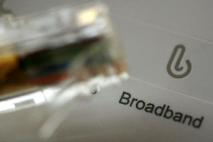 Broadband problems in South Ribble