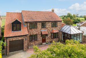 Jackabee House, Catton - �375,000 with Dacre, Son & Hartley, 01845 574939.