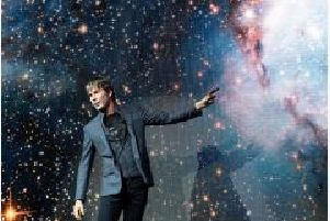 Professor Brian Cox. Photo by Nicky J. Simms/Getty Images.