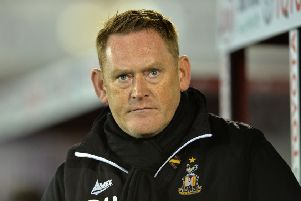 David Hopkin: Right man for the job.