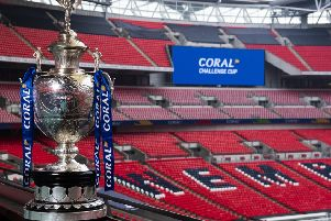 Coral Challenge Cup.