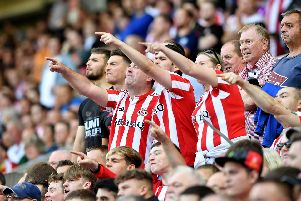 Sunderland fans have vented their frustrations following the draw with Blackpool