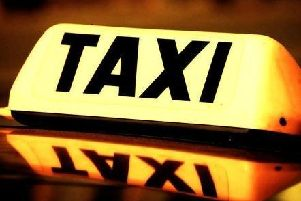 Taxi drivers will be able to request advanced payment