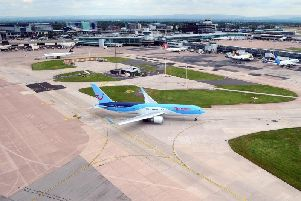 More than 1,000 jobs available at Manchester Airport