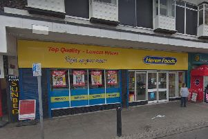 Heron Foods in Town Street. (Credit: Google)
