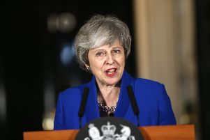 Camra said Theresa May's Government will have the freedom to cut beer duty in pubs after Brexit. Photo: Yui Mok/PA Wire